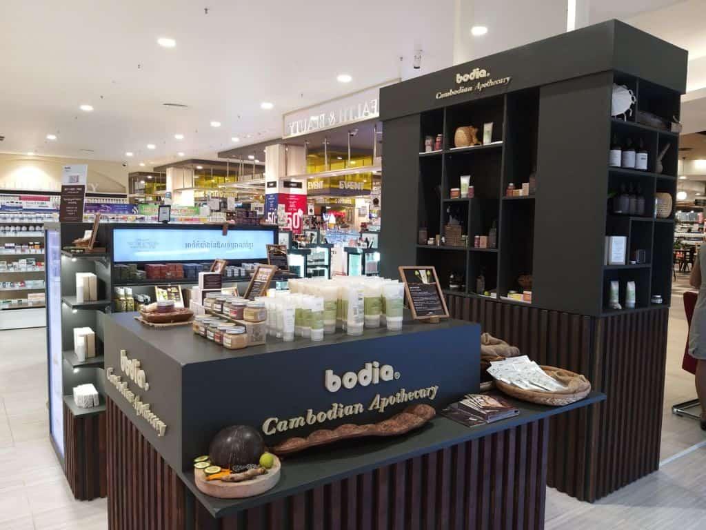 Bodia Apothecary Aeon Mall 2
