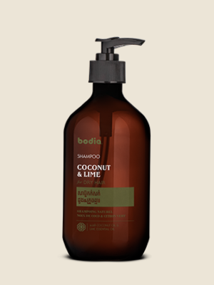 Shampoo Coconut & Lime
