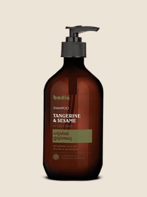 Shampoo Tangerine & Sesame