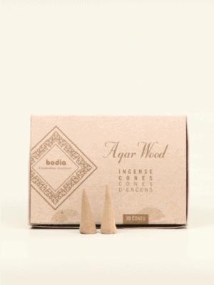 AGARWOOD INSENCE 30 - cone box