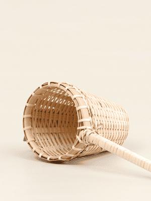 Bamboo sieve